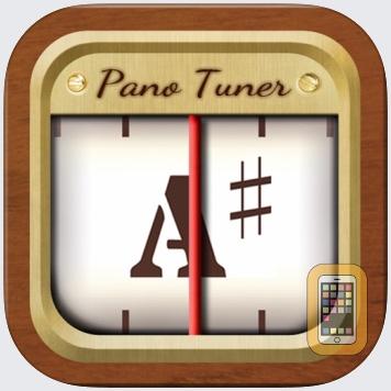 Pano Tuner - Chromatic Tuner by Kaleloft LLC (Universal)