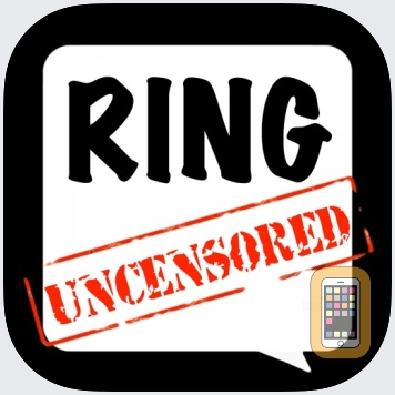 Ringtones Uncensored Pro ringtone & text tone creator for Talking Caller ID by No Tie, LLC (Universal)