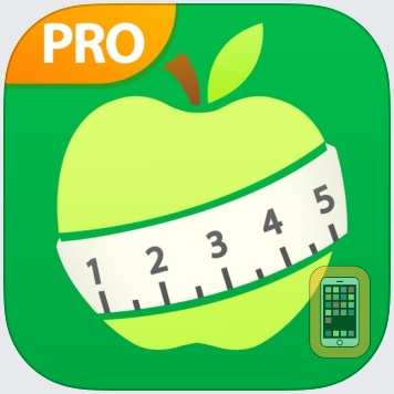 Calorie Counter PRO MyNetDiary by MyNetDiary Inc. (iPhone)