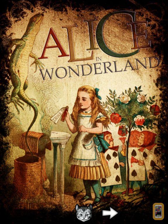 Screenshot - Alice for the iPad