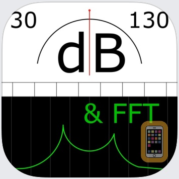 SPLnFFT Noise Meter by Fabien Lefebvre (Universal)