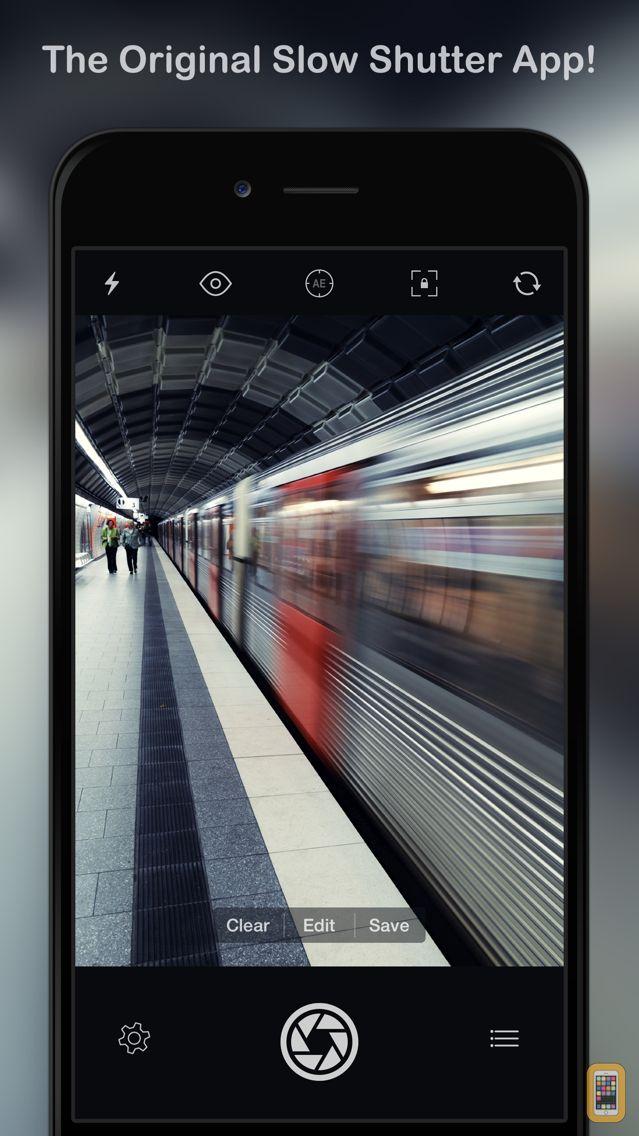 Screenshot - Slow Shutter Cam