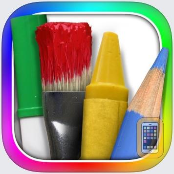 Drawing Pad by Murtha Design Inc. (iPad)