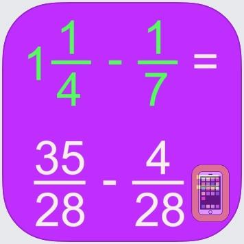 Fraction Math by Esa Helttula (Universal)