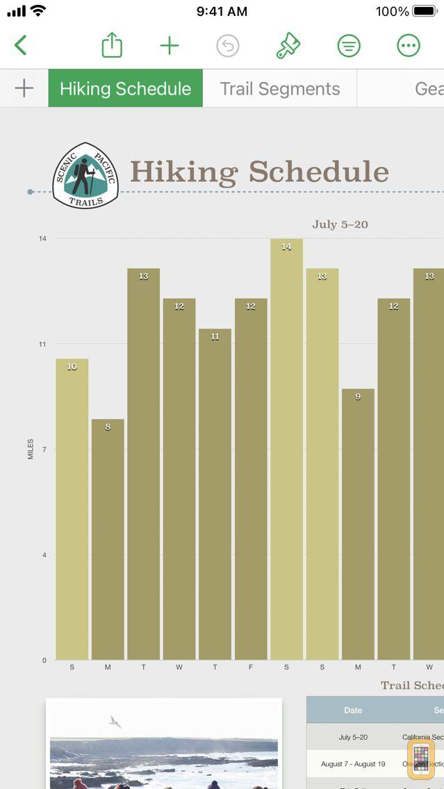 Screenshot - Numbers