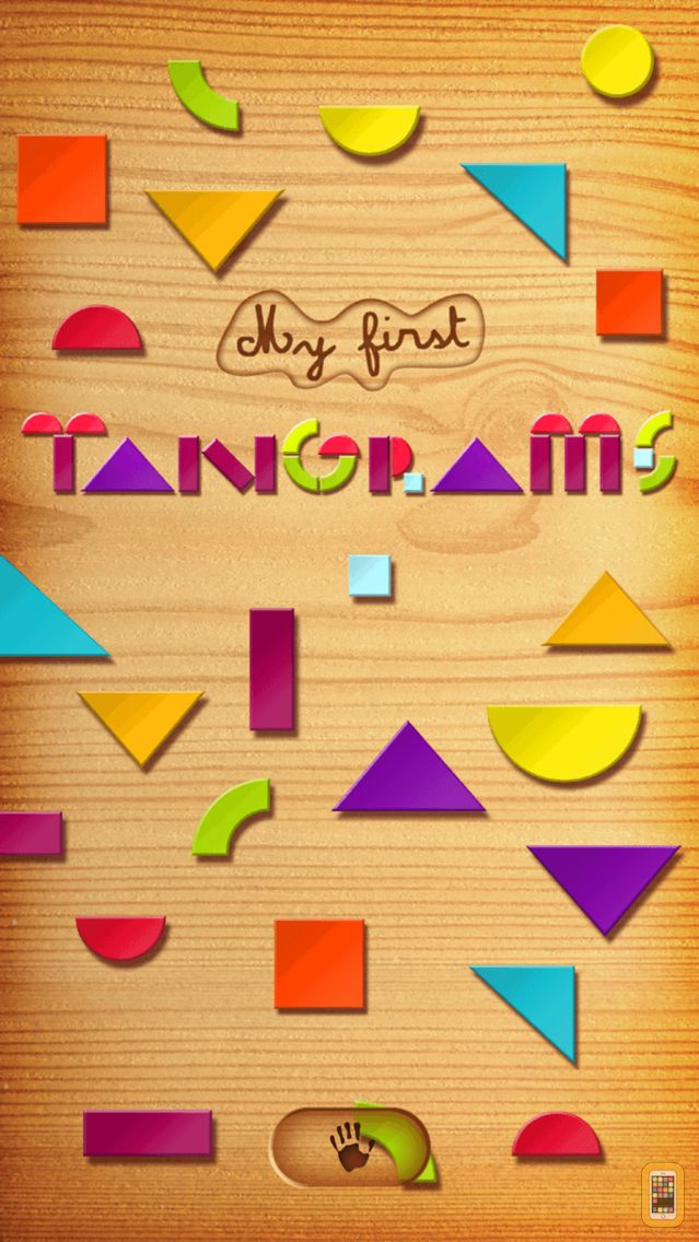 Screenshot - My First Tangrams