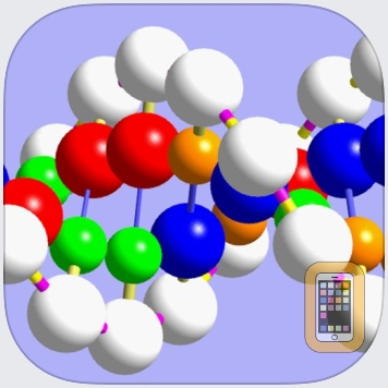 OnScreen DNA Model by OnScreen Science, Inc. (iPad)