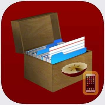 Recipe Manager - Serving Sizer by Creative Algorithms (iPad)