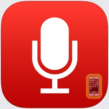 Voice Memos for iPad by KendiTech (iPad)
