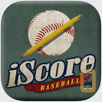 iScore Baseball and Softball by Faster Than Monkeys (Universal)