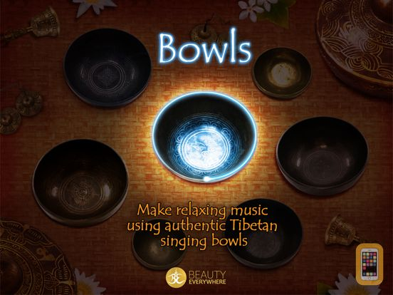 Screenshot - Bowls HD Tibetan Singing Bowls