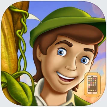 Jack and the Beanstalk Interactive Storybook by Ayars Animation Inc. (Universal)