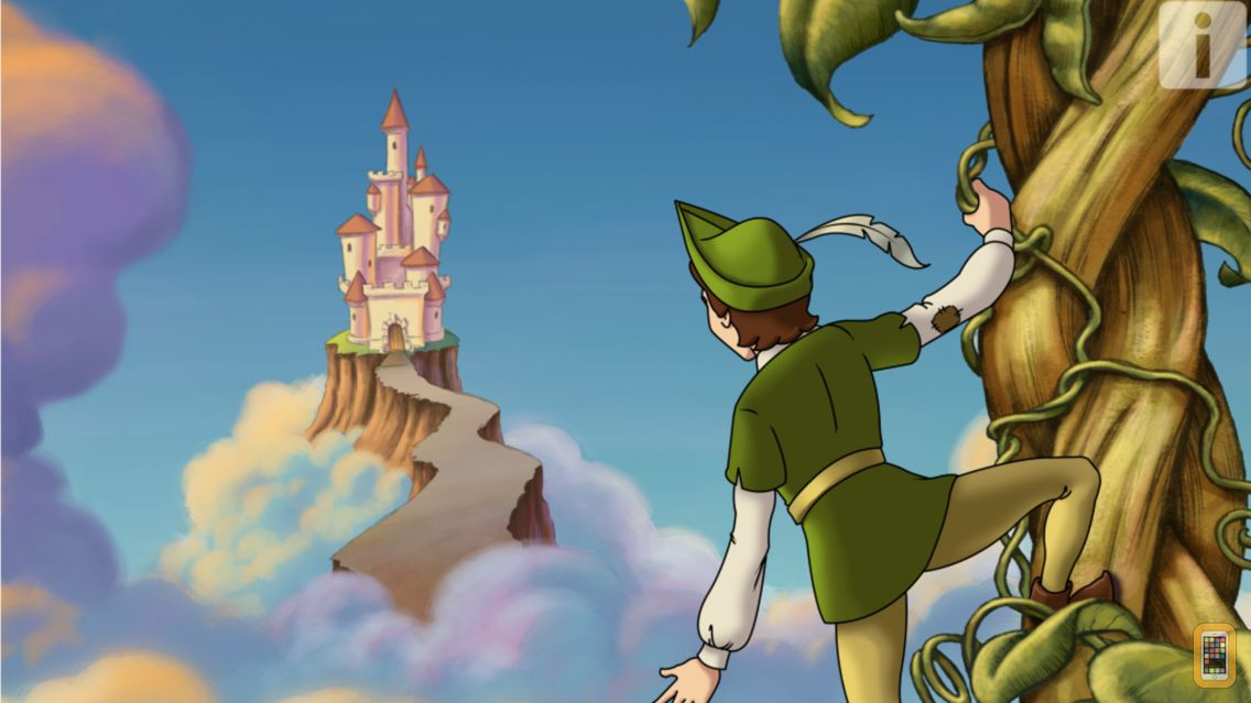 Screenshot - Jack and the Beanstalk Interactive Storybook