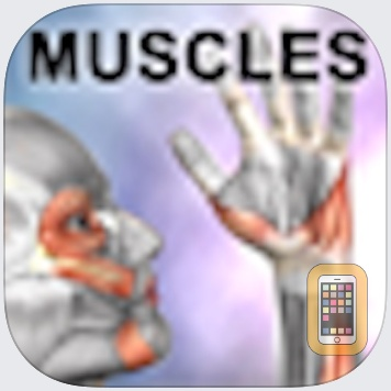 Learn Muscles: Anatomy by Real Bodywork (iPhone)