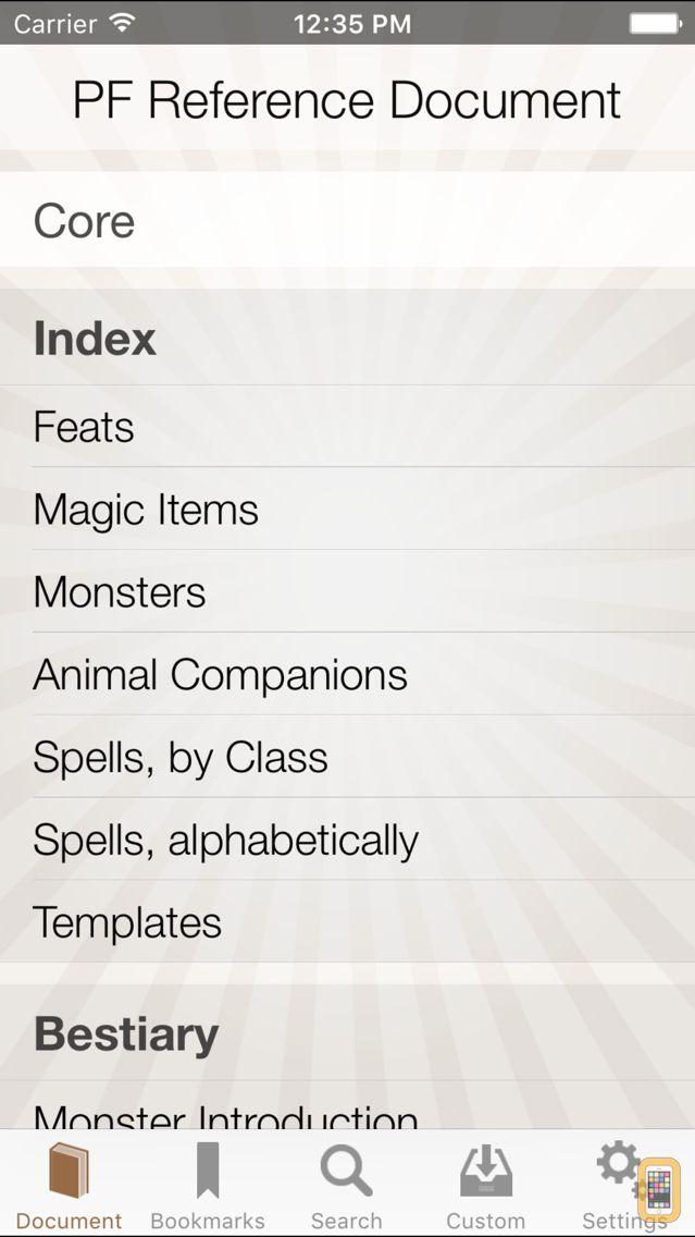 Screenshot - RPG Books