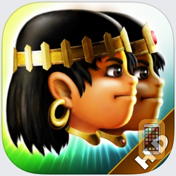 Babylonian Twins (HD Premium) Puzzle Platformer by BitHunch LLC (Universal)