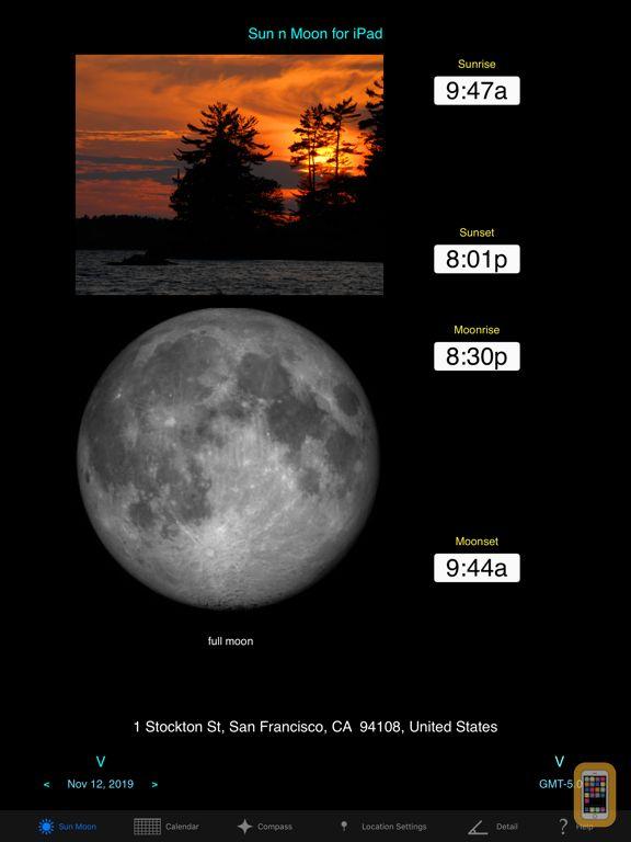 Screenshot - Sun n Moon for iPad