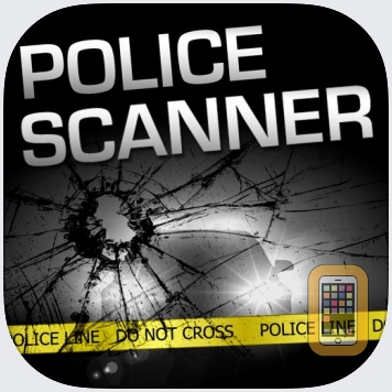 Police Radio HD by Christopher Coudriet (iPad)