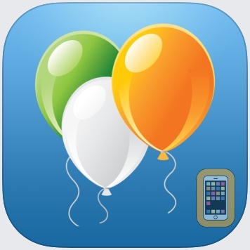 Birthday Sweet - Birthday calendar & reminder for Facebook by Express Network Solutions Limited (iPhone)
