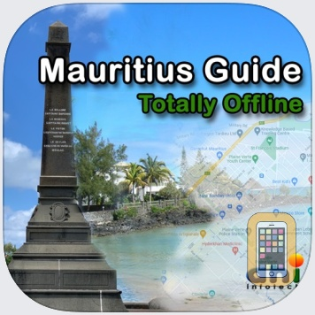 Mauritius Guide - Totally Offline by AHI Infotech (Universal)