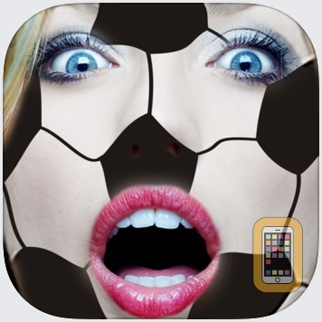 Flag Face - world 2018 by byss mobile (iPhone)