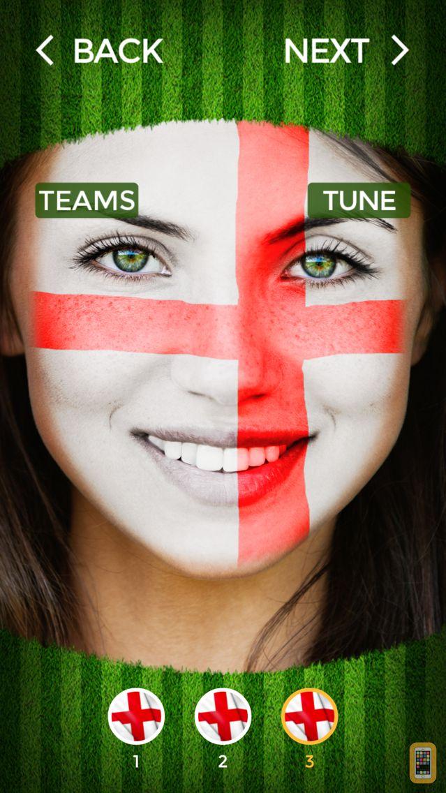 Screenshot - Flag Face - world 2018