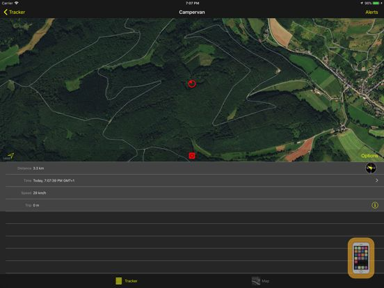 GPS Tracker Tool for iPhone & iPad - App Info & Stats | iOSnoops