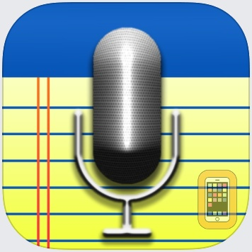 AudioNote™ by Luminant Software, Inc (Universal)