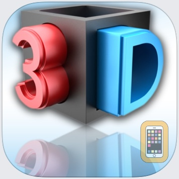 Best 3D Wallpapers & Backgrounds for iPad Retina & iPad Air by Rise Up Labs (iPad)