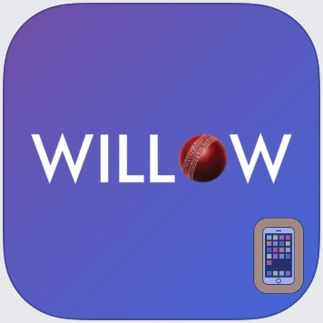 Willow - Watch Live Cricket by Willow TV International Inc (Universal)