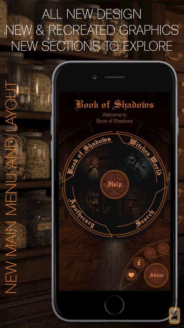 Screenshot - Book of Shadows