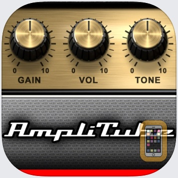 AmpliTube CS for iPad by IK Multimedia (iPad)
