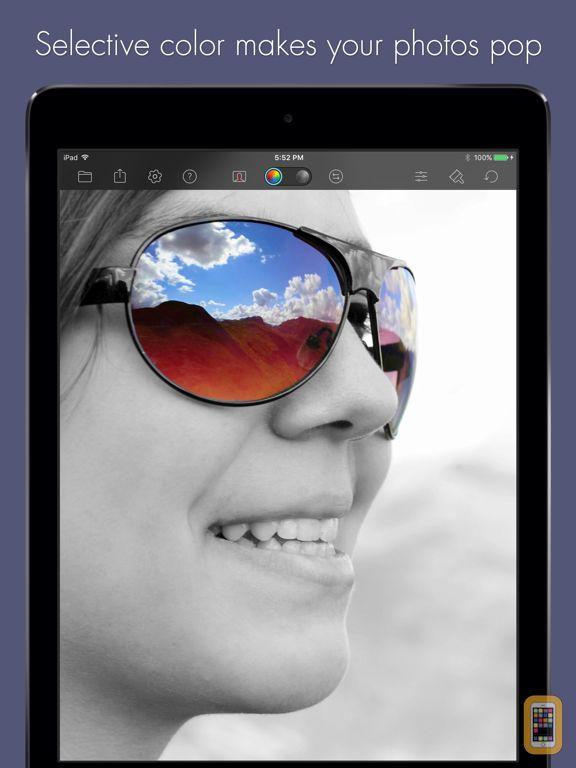 Screenshot - Color Splash for iPad