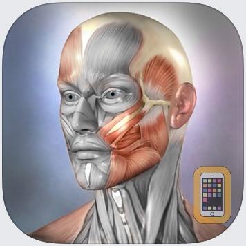 Muscle & Bone Anatomy 3D by Real Bodywork (iPad)