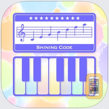 Piano Notes Fun - Sight Reading Tutor by Patrick Chan (iPhone)