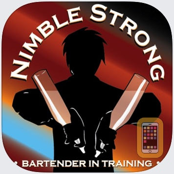 Nimble Strong: Bartender in Training by Nimble Strong LLC (Universal)