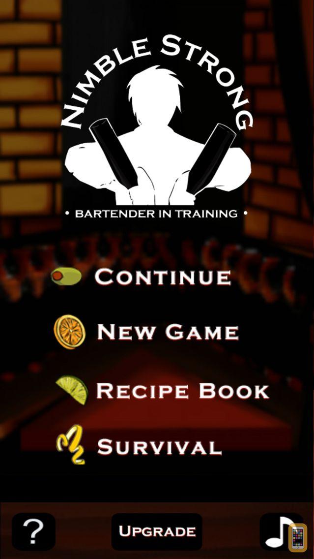 Screenshot - Nimble Strong: Bartender in Training