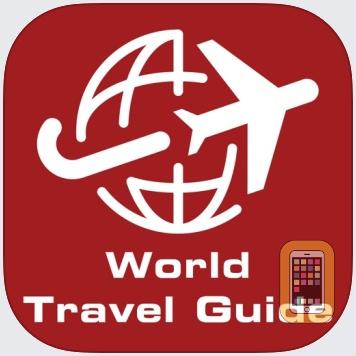 World Travel Guide Offline by Tom's Apps, LLC (Universal)