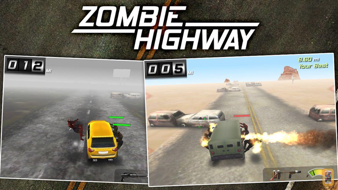 Screenshot - Zombie Highway