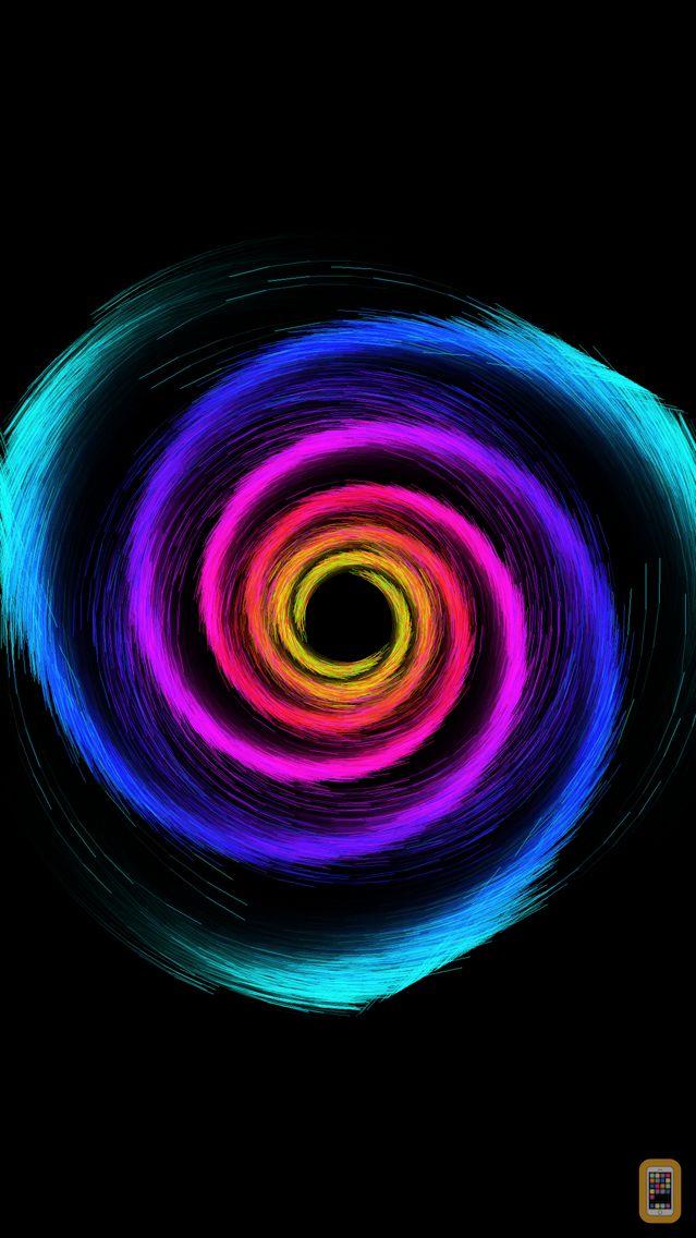 Screenshot - Uzu, An Interactive Light Show