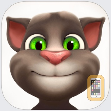 Talking Tom Cat by Outfit7 Limited (iPhone)