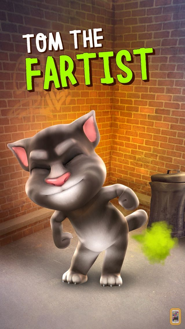 Screenshot - Talking Tom Cat