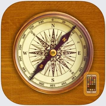 Compass ⊘ by Christophe Pereira da Conceicao (Universal)