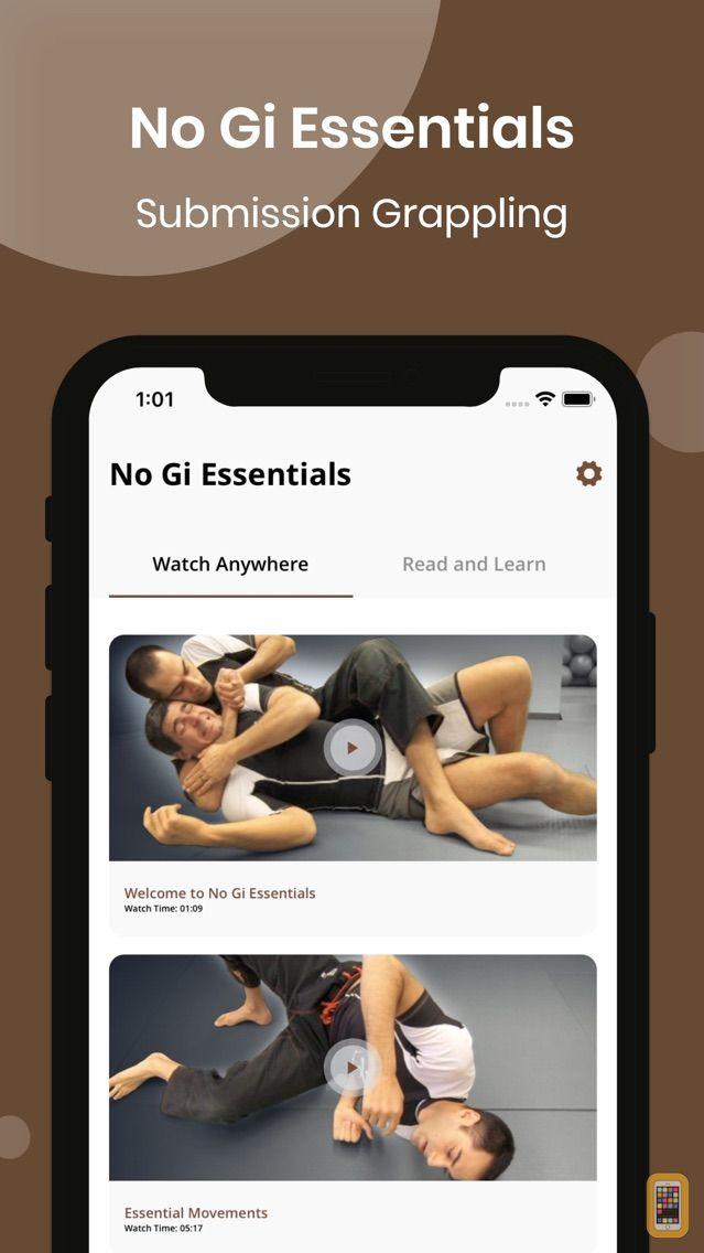 Screenshot - No Gi Essentials