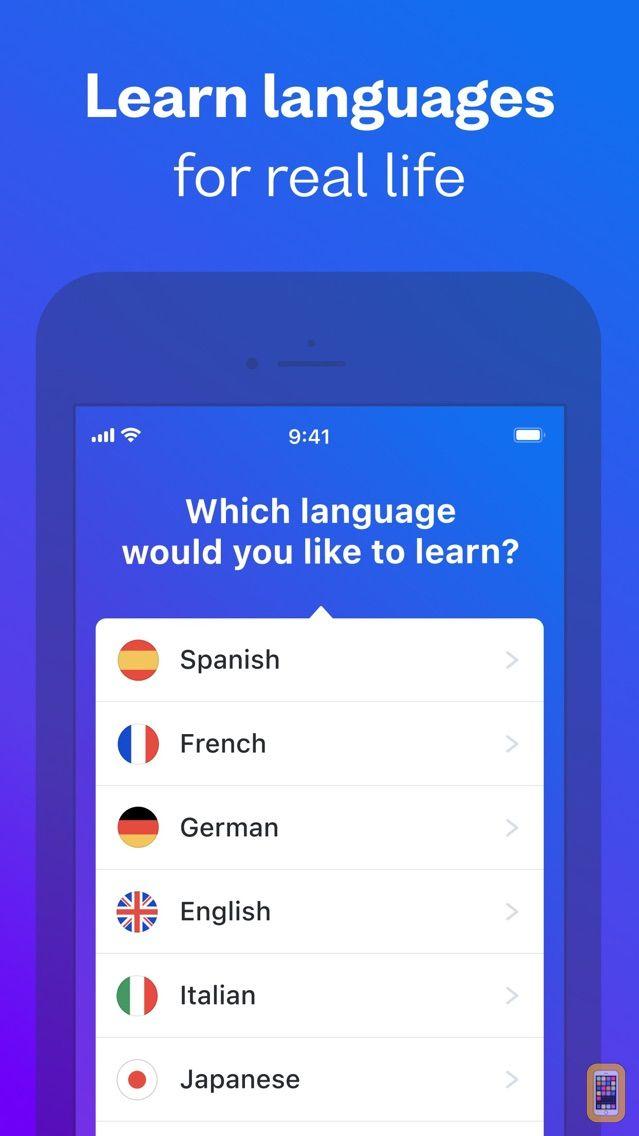 Screenshot - busuu - Aprender Idiomas
