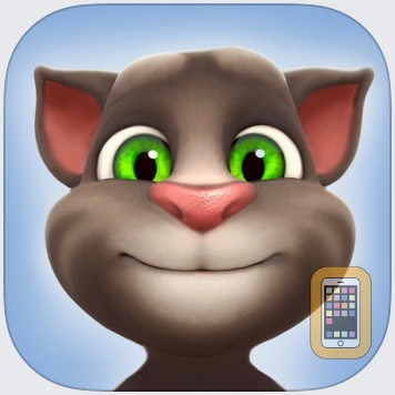 Talking Tom Cat for iPad by Outfit7 Limited (iPad)