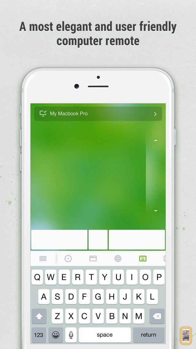Screenshot - Remote Mouse Pro