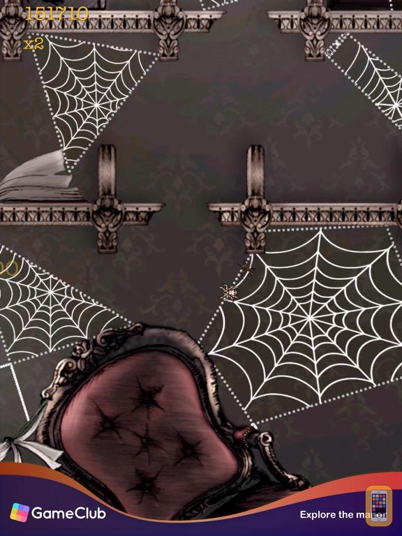 Screenshot - Spider:  The Secret of Bryce Manor HD