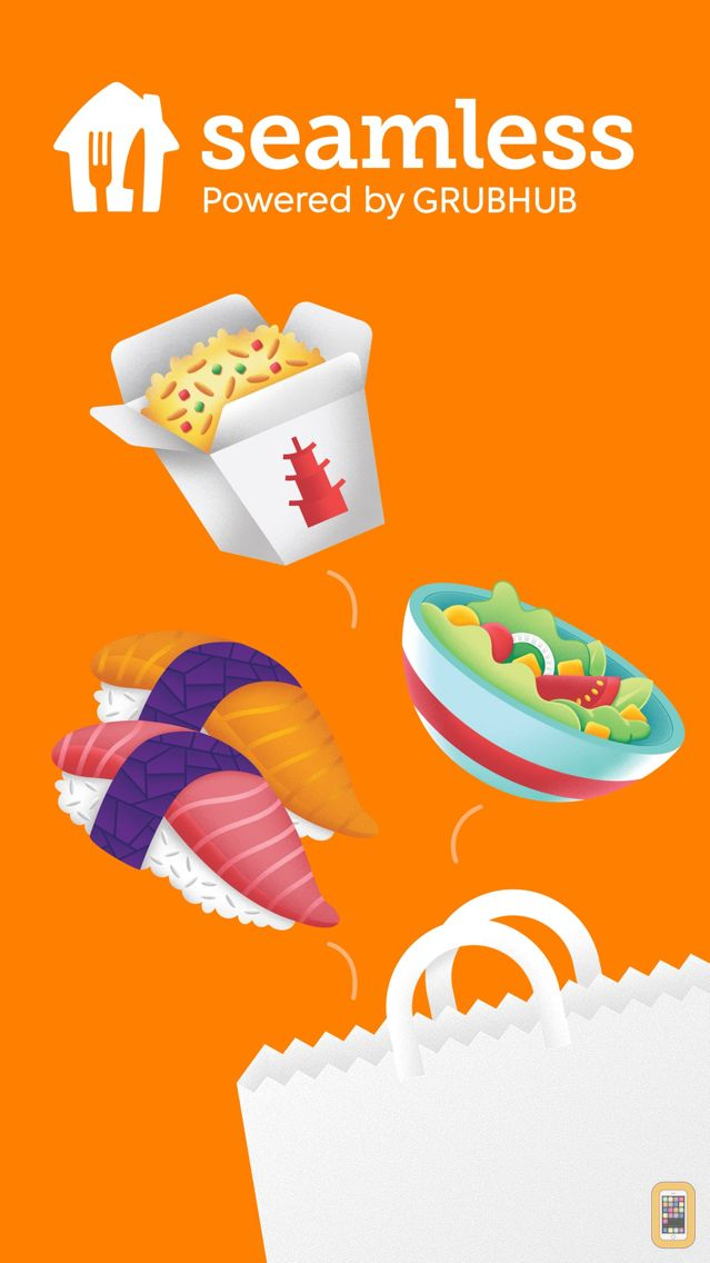 Screenshot - Seamless: Local Food Delivery
