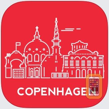Copenhagen Travel Guide by Maria Monti (Universal)